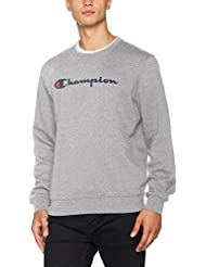 Champion Crewneck Sweatshirt-Institutionals, Sudadera para Hombre