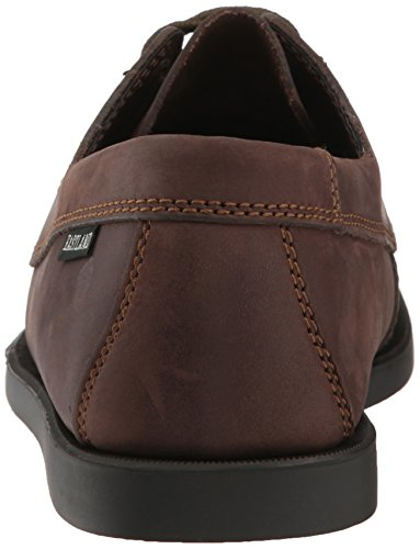 Eastland Mens Falmouth Four Eye Camp Moc Oxford Bomber Brown