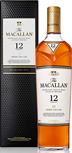 The Macallan Whisky Single Malt 12 Anni Sherry Oak - 700 ml