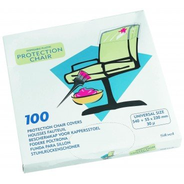 Sibel - Protege-Fauteuils Jetables - Couleur : 100Pcs