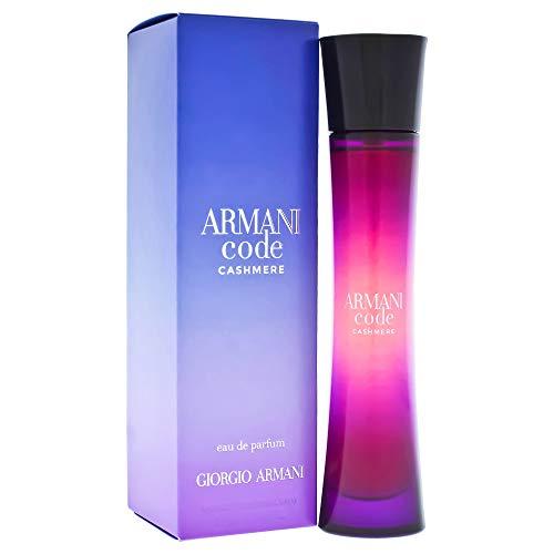 Emporio Armani Armani Code Femme Cashmere Agua de Perfume Vaporizador - 50 ml
