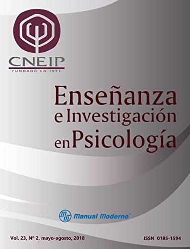 Enseñanza e Investigación en Psicología por Consejo Nacional para la  Enseñanza e Investigación en Psicología