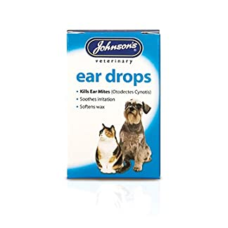 Johnsons Ear Drops 15ml 30g - Bulk Deal of 6x 7