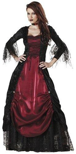 Gothic Lady Vampirin Kostüm - Small