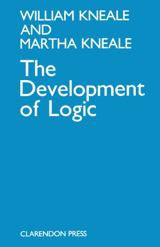 The Development of Logic