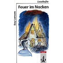 Feuer im Nacken (Taschenbücherei)