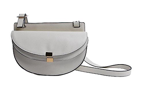 Ms. Messenger Bag In Pelle Beige