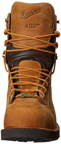 Quarry USA 400G NMT Arbeitsstiefel Distressed Brown