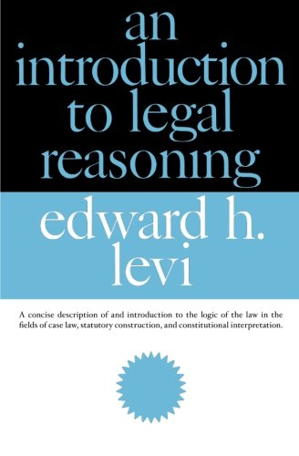 An Introduction to Legal Reasoning PDF Books