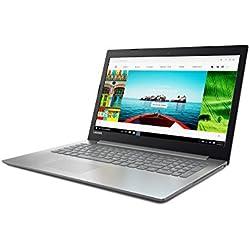 "Lenovo Ideapad 320-15AST - Ordenador Portátil de 15.6"" HD (AMD E2-9000, RAM de 4 GB, HDD de 500 GB, AMD Radeon R2, Windows 10 Home 64 bit), Gris - Teclado QWERTY Español [España]"