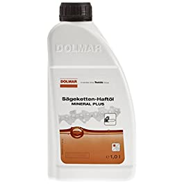 Dolmar 988002256 – Olio per catena motosega, 1 litro