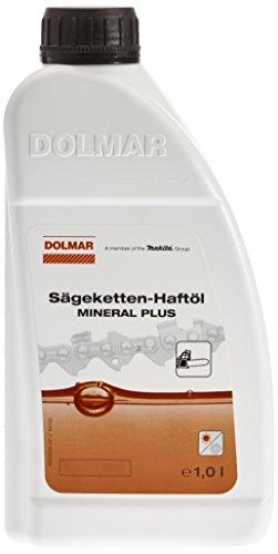 Dolmar 988002256 - Olio per catena motosega, 1 litro