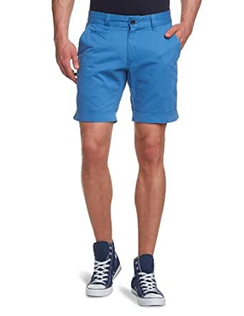 SELECTED HOMME Herren Short 16030495 Three Paris federel blue shorts, Gr. 50 (M), Blau (Federal Blue)