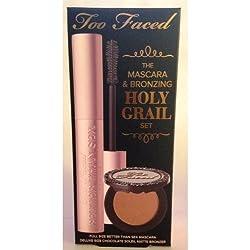 Too+Faced Too Faced The Mascara & Bronzing Holy Grail Set Better Than Sex Mascara & Matte Bronzer