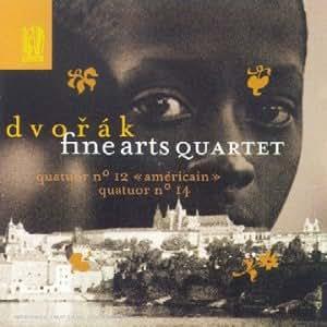 """Dvorak: String Quartets No.12 """"American"""" and No.14"""