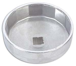 Laser 3801 Clé de filtre à huile 74 mm x 14 faces