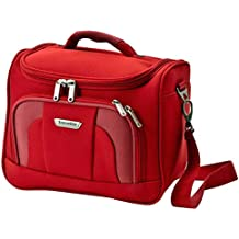 b2a4ff4ae Amazon.es: Travelite Neceser de Viaje, 19 Litros, 36 cm, Rojo
