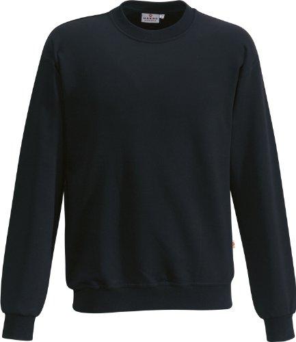 Performance sweatshirt hAKRO - 475 mm-plusieurs coloris Noir
