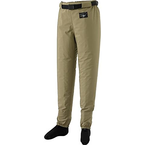 Frogg Toggs Hellbender Microfiber Breathable Stockingfoot Guide Pant, XX-Large, New Sage
