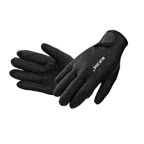 Morza Los Guantes Neopreno Buceo Impermeable Unisex