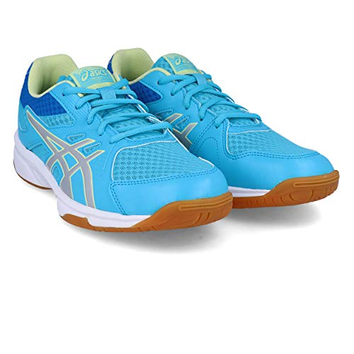 ASICS Upcourt 3 GS Handballschuh Kinder blau, 4 US - 36 EU