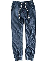Eight2Nine Herren Jogginghose Relaxed Hose Sweat Pants Trainingspant by USF