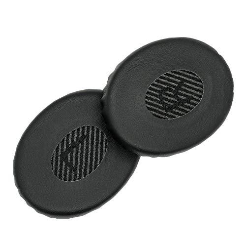 AHG - Cuscinetti di ricambio per cuffie Bose On-Ear Wireless, SoundLink On-Ear (OE), Bose On-Ear 2 (OE2) e Bose SoundTrue On-Ear (OE) (nero/grigio L/R Mesh)
