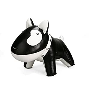 Alfred & Compagnie - Serre-livre chien noir