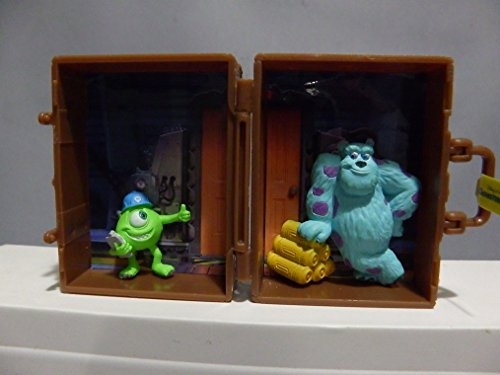 Takara Tomy Disney Fantastic Voyage Figure In Luggage -