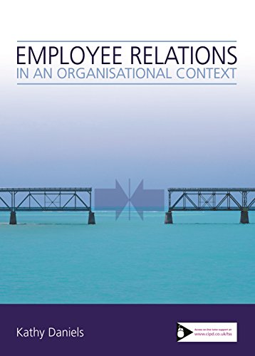 employee relations in an organisation Industrial relations is a multidisciplinary field that studies the employment relationship industrial relations is increasingly being called employment relations or employee relations because of the importance of non-industrial employment relationships this move is sometimes seen as further broadening of the human resource management trend.