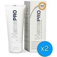 Hämorriden - 2 Hemapro Cream: Creme zur Hämorrhoiden Linderung preisvergleich bei billige-tabletten.eu