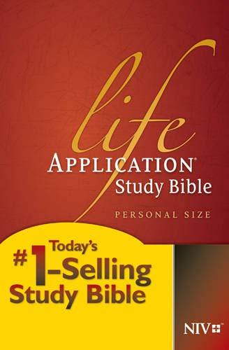 Life Application Study Bible: New International Version Personal Size di Tyndale House Publishers