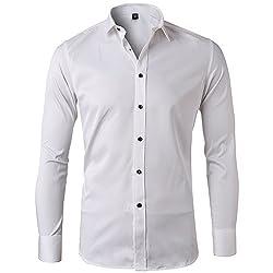 Camisa Bamb Fibra Hombre...