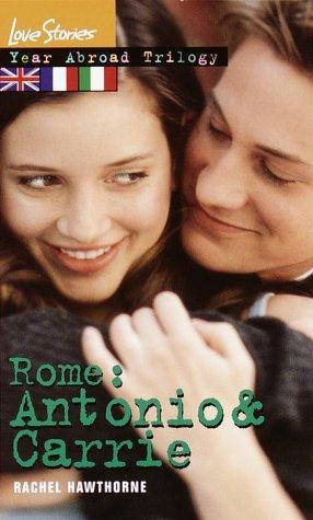 Rome : Antonio and Carrie