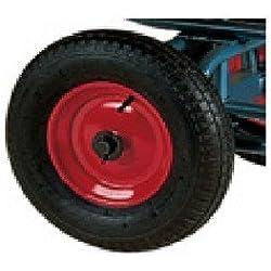 Stubbs Ersatzrad für 4-Rad Trolley S2109D (One Size) (Schwarz)