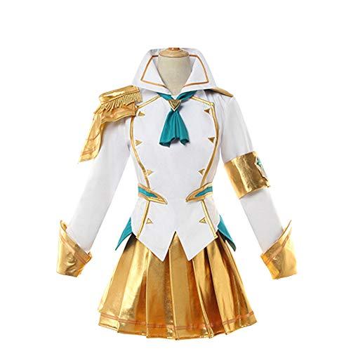 Kostüm Lux De - MingoTor Liga Battle Academy Prestige Lux Cosplay Kostüm Damen M