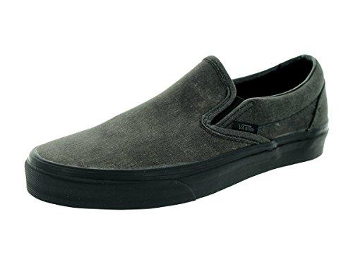 Vans Vkyk7Sx, Baskets mode mixte adulte washed black-black