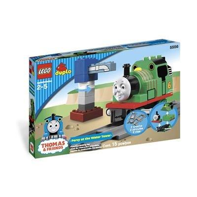 LEGO Duplo Thomas & Freunde 5556 - Percy am Wasserturm (Lego Thomas)
