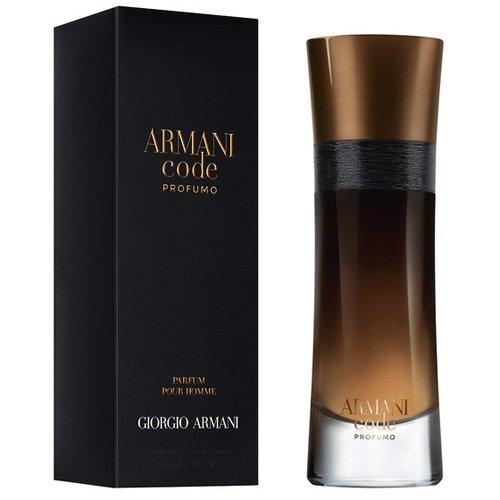 Giorgio Armani Code Profumo, Uomo, 60 ml