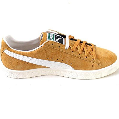 Puma Clyde Premium Core chaussures Jaune