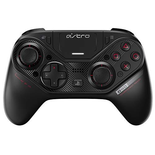 ASTRO C40 TR pour PS4 Manette , manette sans fil professionnelle entièrement personnalisable pour les joueurs d'élite, compatible avec Playstation 4 et PC