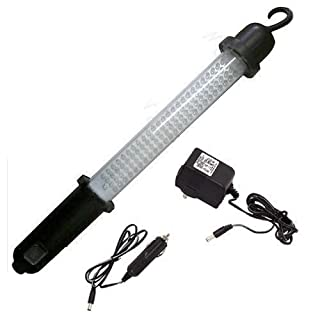 60 LED Inspection Lamp Light Torch Rechargeable NEW