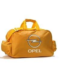 Nuevo Opel Amarillo Logo bolsa de viaje bolsa bolso de deporte gimnasio