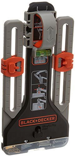 Black & Decker bdmkit101C MARKIT Bild zum Aufhängen Tool Kit (Tool Kit Black)