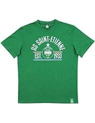 T-shirt ASSE - Collection officielle AS SAINT ETIENNE - Taille adulte homme