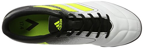 adidas Men    s Ace 74 Tf Footbal Shoes  Multicolor  FTWR White Solar Yellow core Black   11 5 UK 11 5 UK