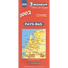 Michelin Karten, Bl.715 : Niederlande (Michelin Country Maps)