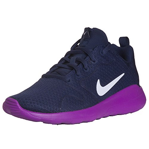 Nike 844668-401, Sneakers trail-running fille Bleu