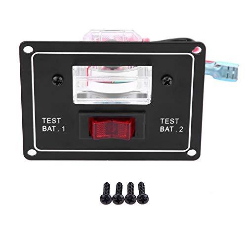 Preisvergleich Produktbild Voltmeter für Boote,  Marine Batterie Test,  12 Volt Voltmeter Batterie Testschalter Dual Test Meter / Manometer für Boot Marine Caravan