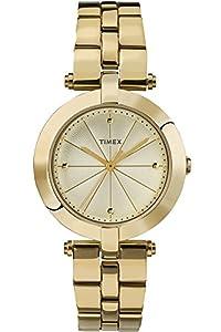 Timex - Reloj de cuarzo para mujer de Timex